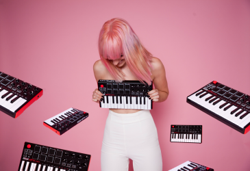 Kristy Harper world of synths